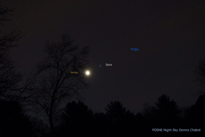 Venus will be very bright in the morning sky through early December