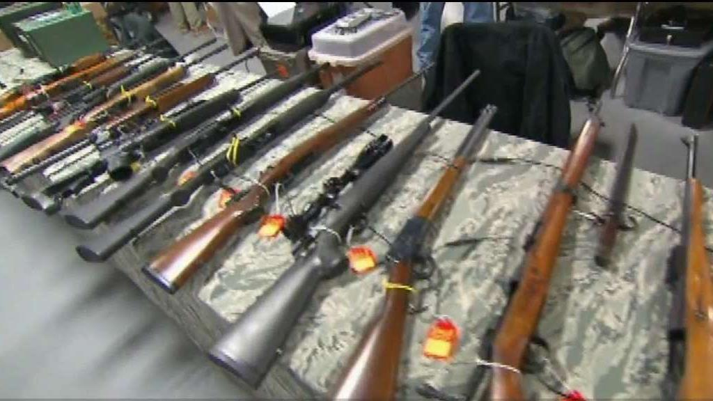 South Carolina lawmakers consider gun purchase loophole ...