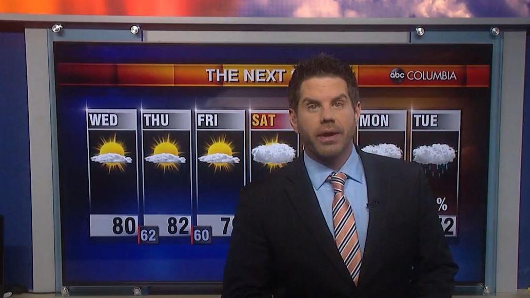 Tyler-Ryan-television-host-weather-abc-columbia - ABC Columbia