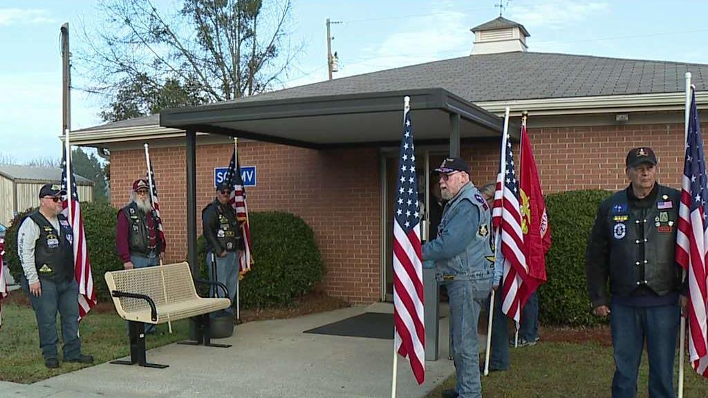 DMV office named after SC Medal of Honor recipient Kyle Carpenter