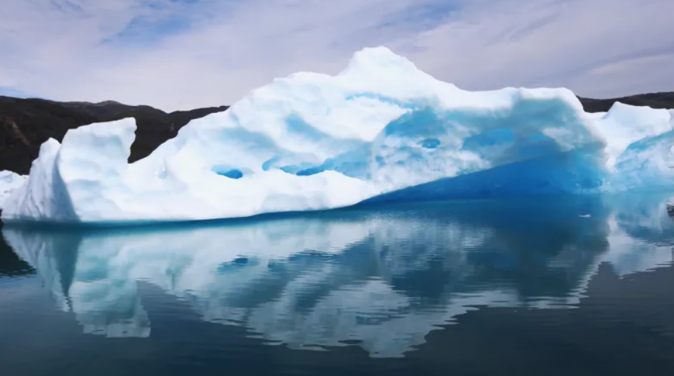 The Arctic is Melting - A LOT