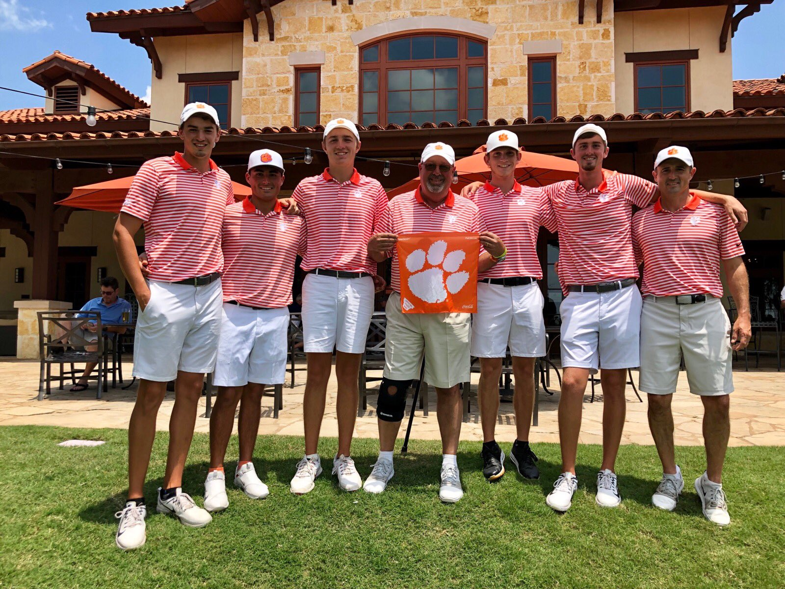 Clemson Men's Golf Team Punches Ticket To National