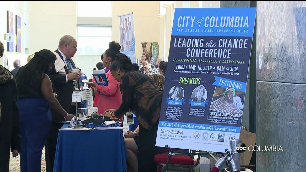 Helping Small Businesses Is Focus Of Conference In