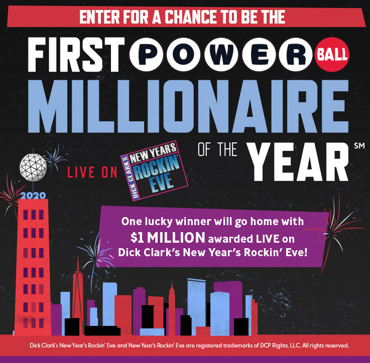 New Years Rockin Eve 2020.Sc Lottery Gives You A Chance To Win A Trip To Nyc Times