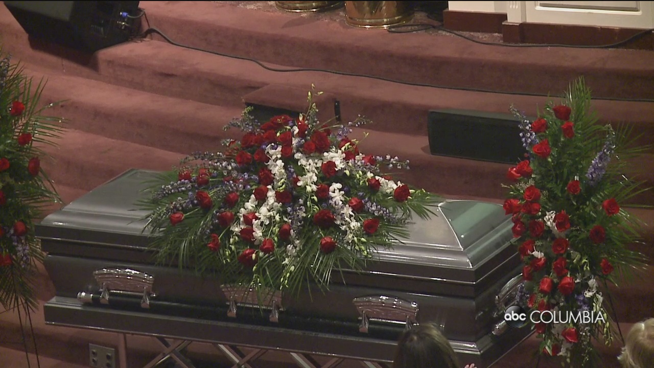 Leading Democrats gather for funeral of SC's Emily Clyburn - ABC Columbia