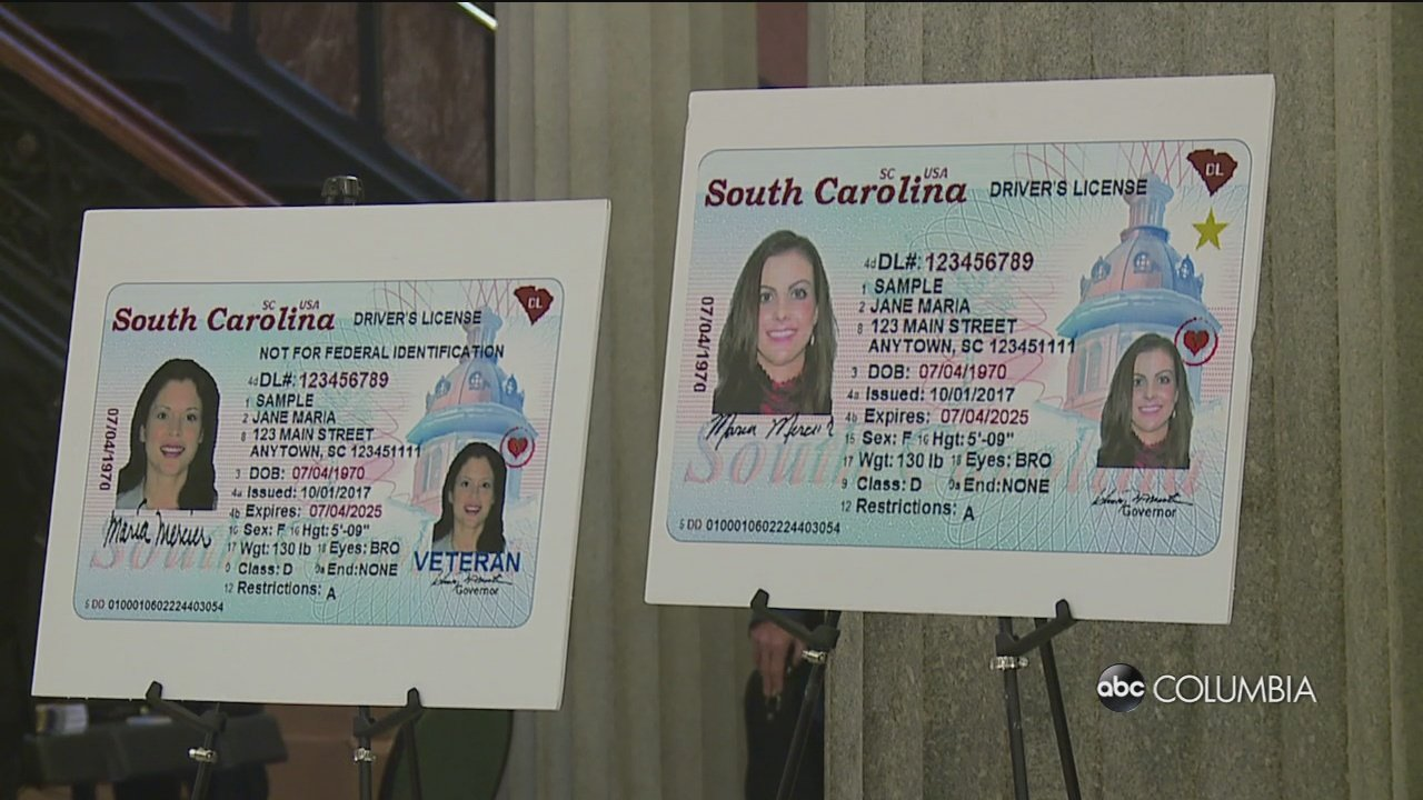 SCDMV: More than three million South Carolinians have yet to get Real ID