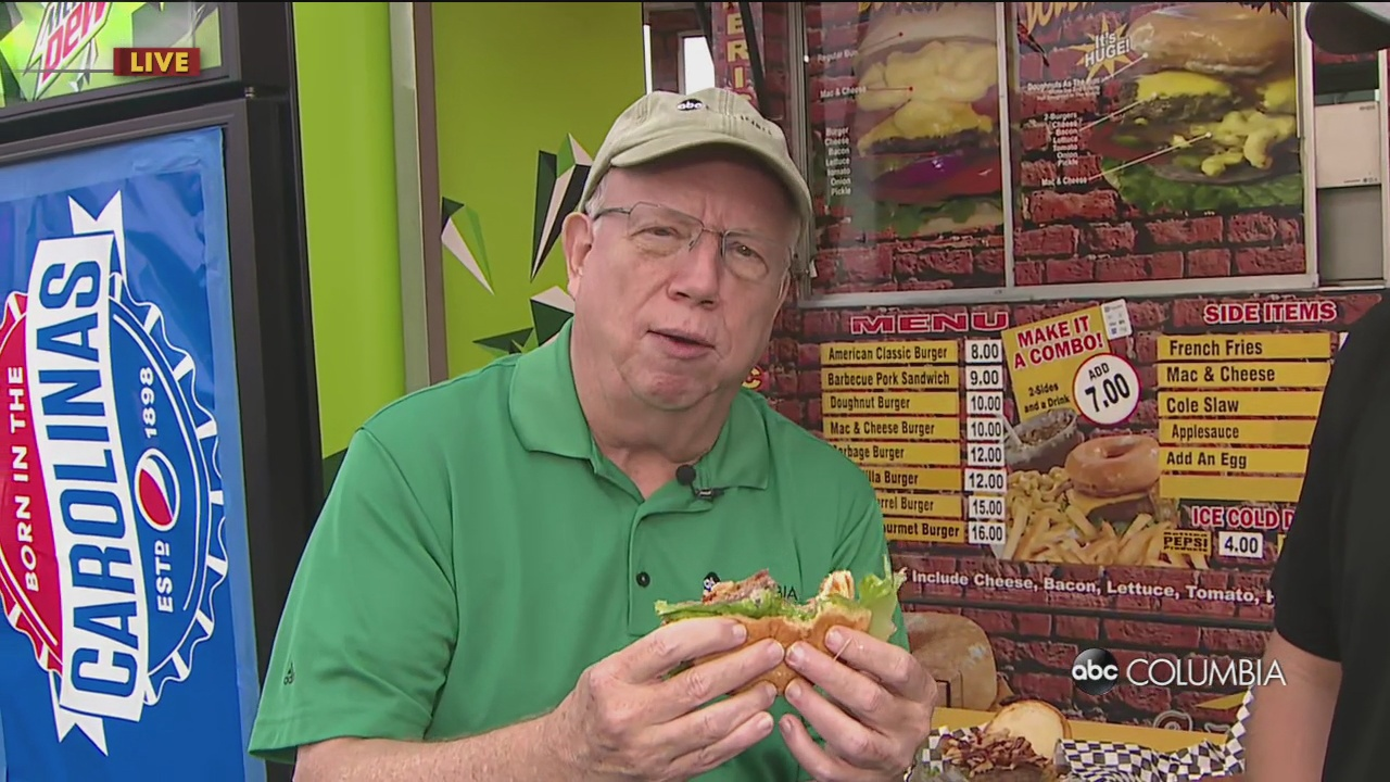 It's a 'Chili Mac Attack' fair food fun with Dave Aiken - ABC Columbia