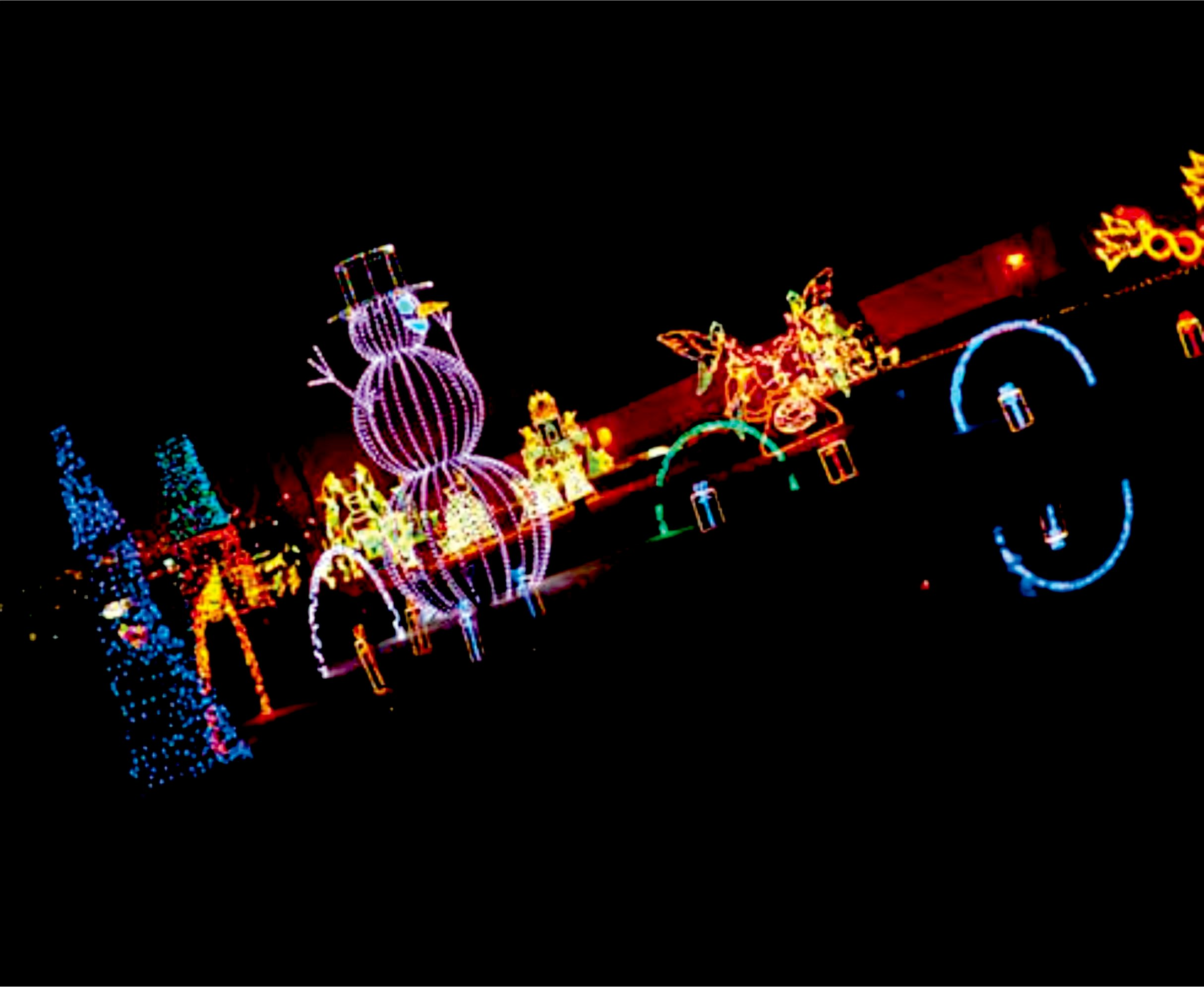 Lights so bright! SC State Fair to debut Carolina Lights Holiday Show - ABC Columbia