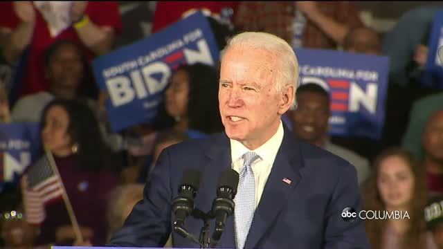 Biden Victory Speech