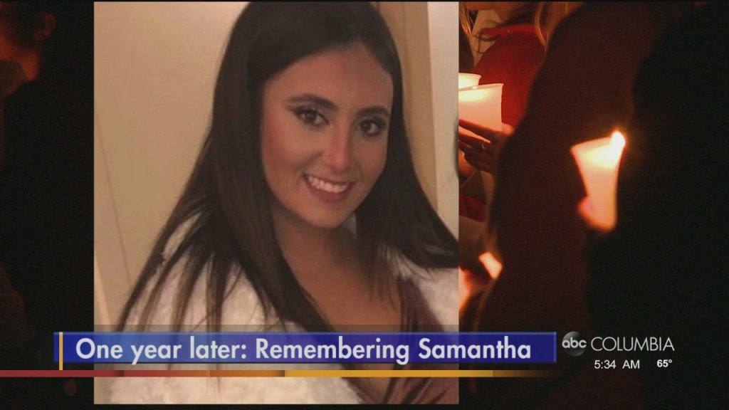 Columbia Remembers Samantha J