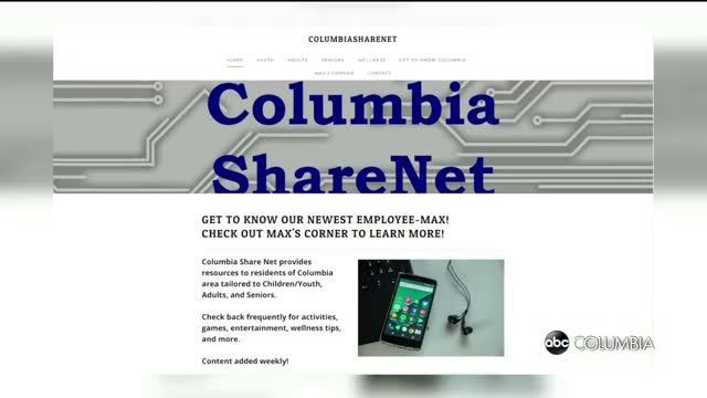 Columbia Sharenet