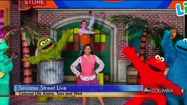 Local Living Sesame Street