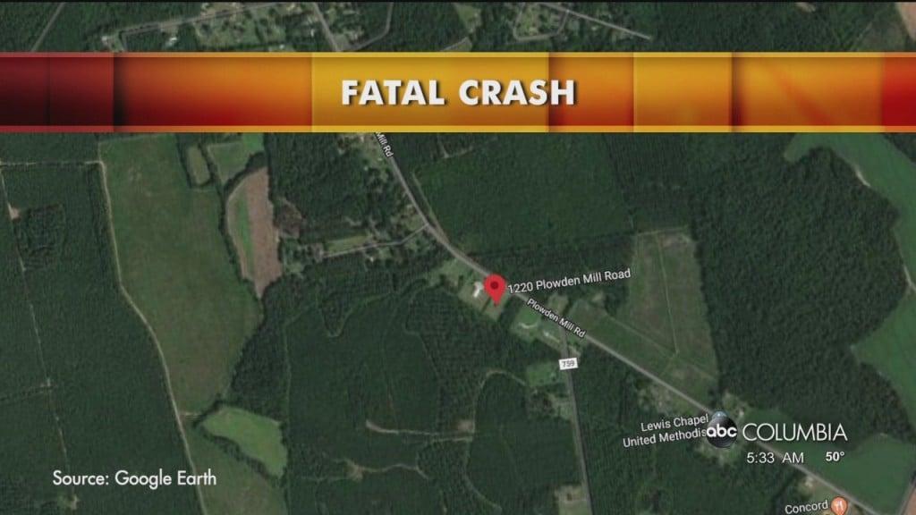 Plowden Mill Road Fatal Crash