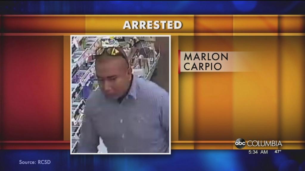 Carpio Arrest