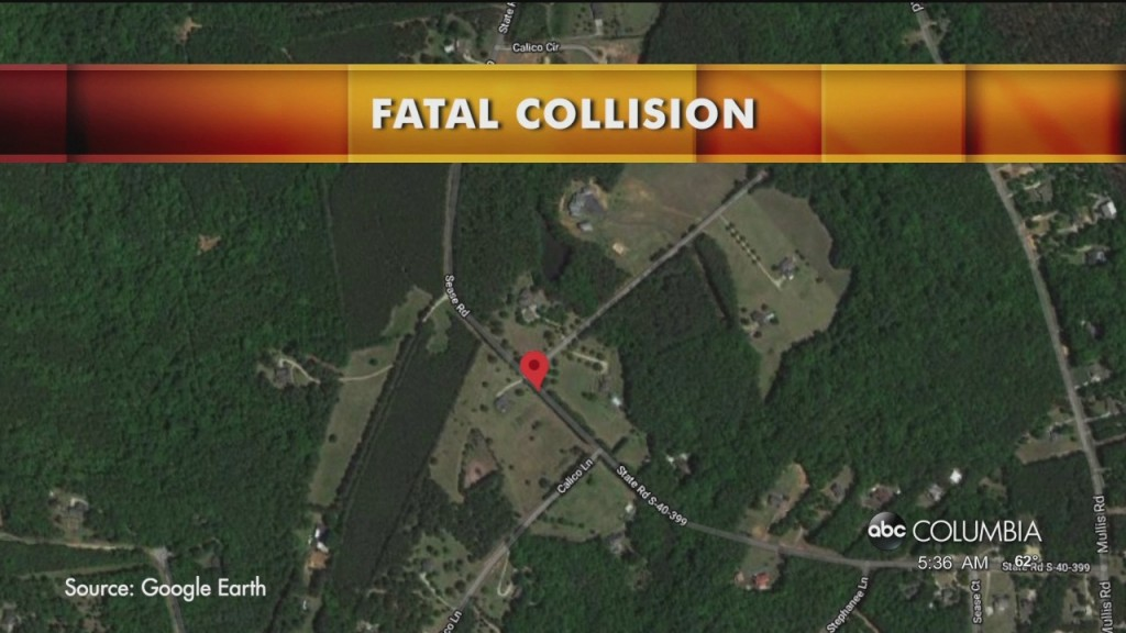 Fairfield County Fatal Collision