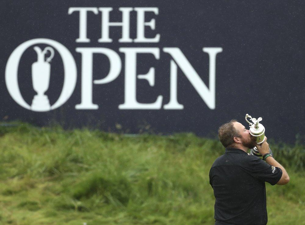 Shane Lowry British Open