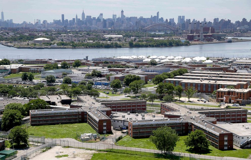 Rikers Island File Ap Jef 200311 Hpembed 25x16 992