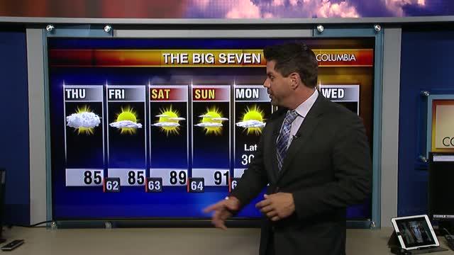 Tyler Ryan's Thursday Morning Forecast