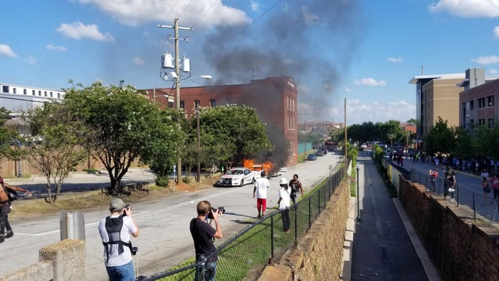 Police Car Riot 2