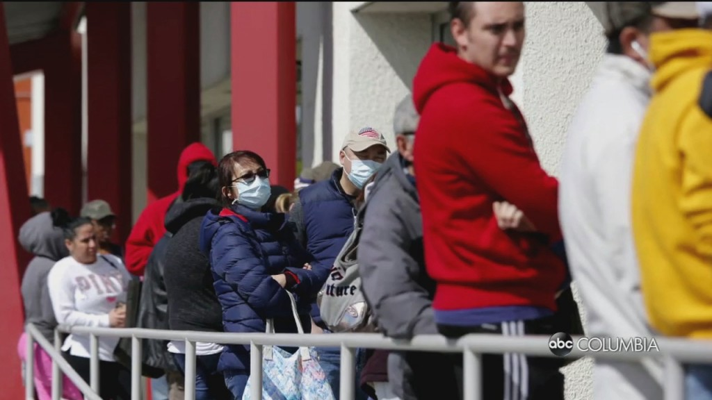 Us Economy Continues To Suffer During Covid 19 Pandemic