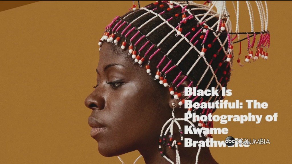 Black Is Beautiful Exhibit