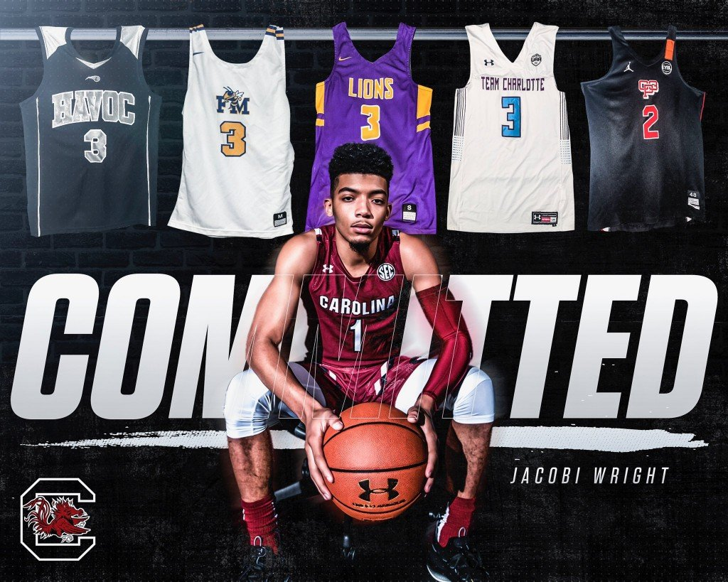 Jacobi Wright Commits To Usc