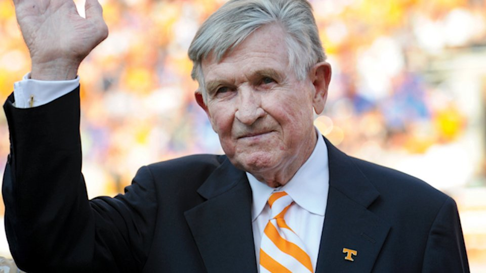 Johnny Majors Photo