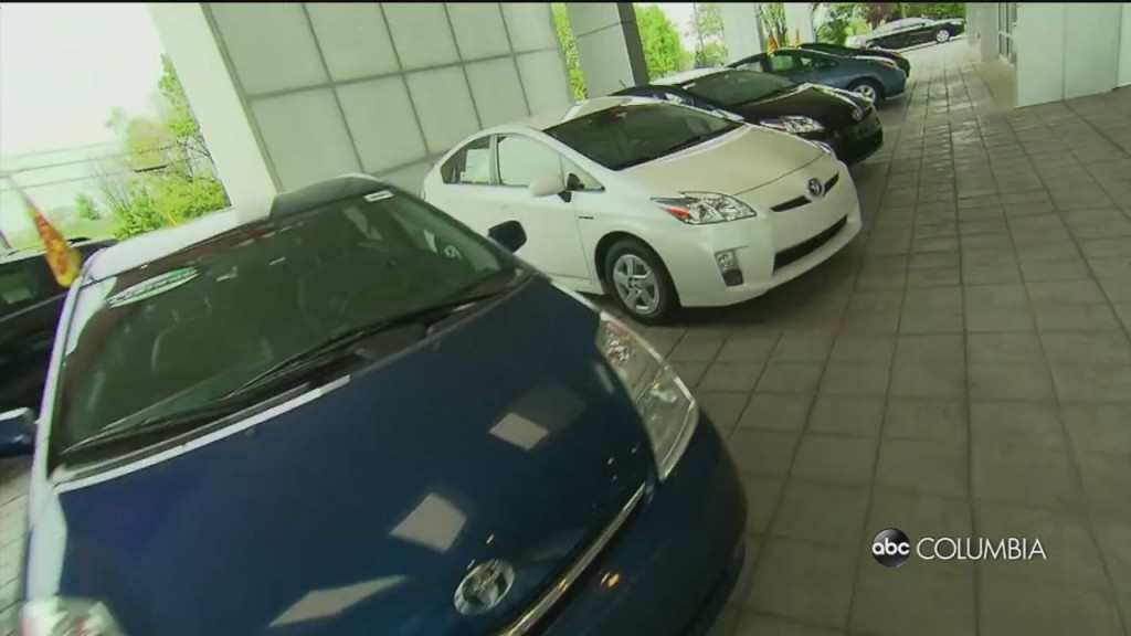Us Car Sales Taking Biggest Hit Since '09 Recession