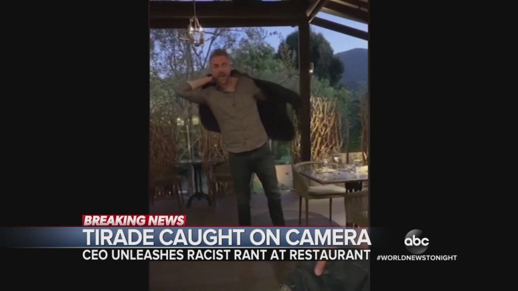 Racist Rant