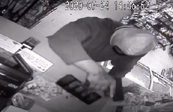 Masked Armed Robbery