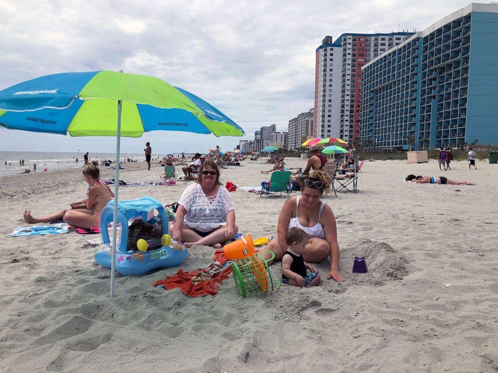 Family On Myrtle Beach South Carolina File Ap 2007 Hpembed 20200701 075059 4x3 992