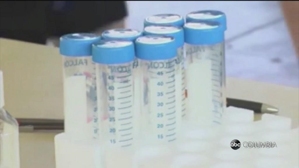 Saliva Based Testing