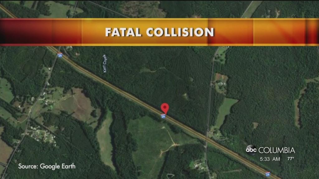 I 26 Fatal Collision