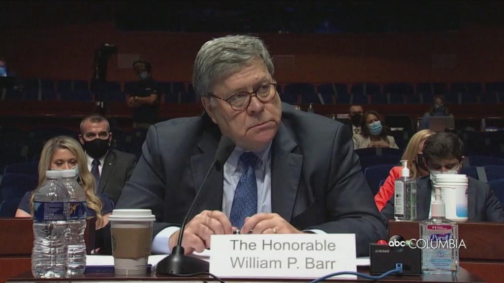 Barr Controversy
