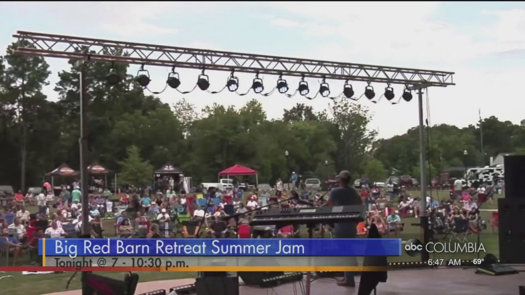 Big Red Barn Retreat Summer Jam