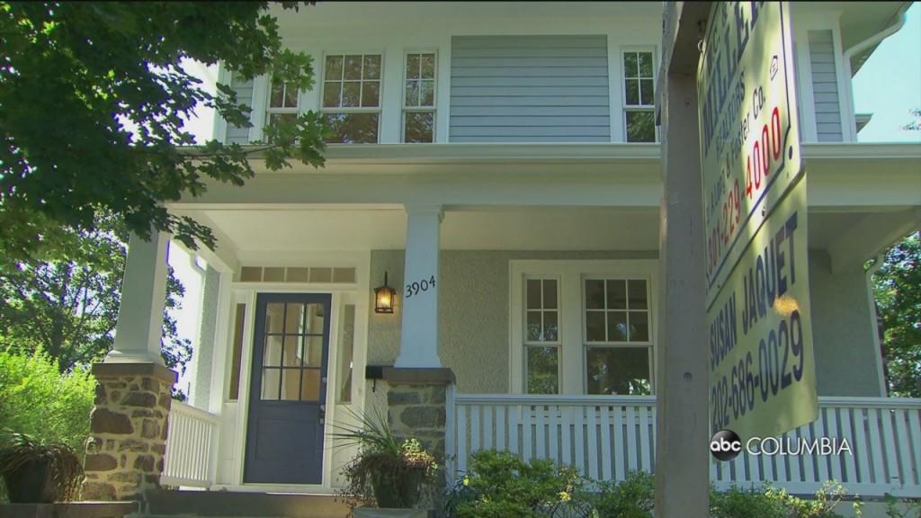 Home Sales Jump