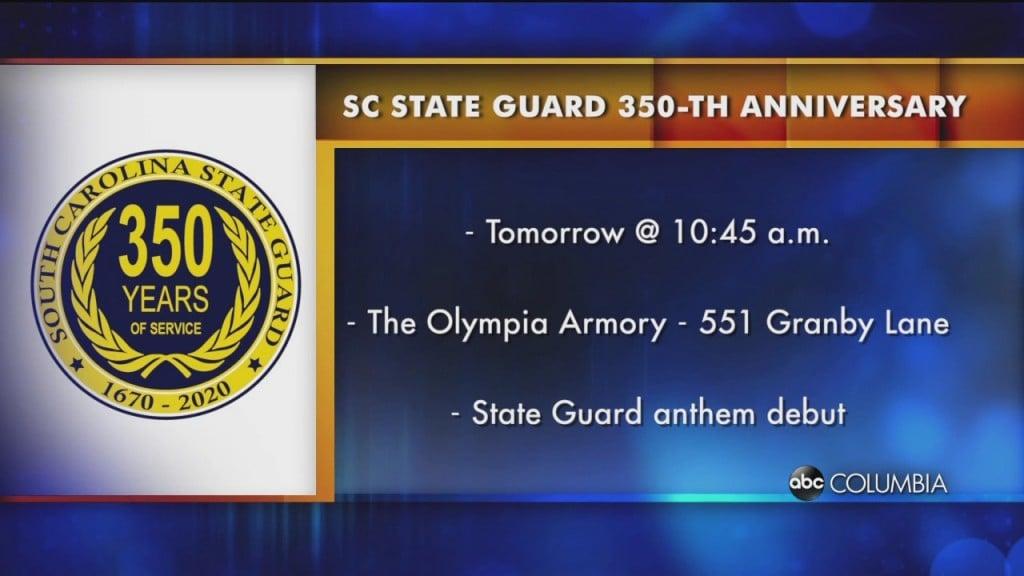 Sc Guard 350 Years