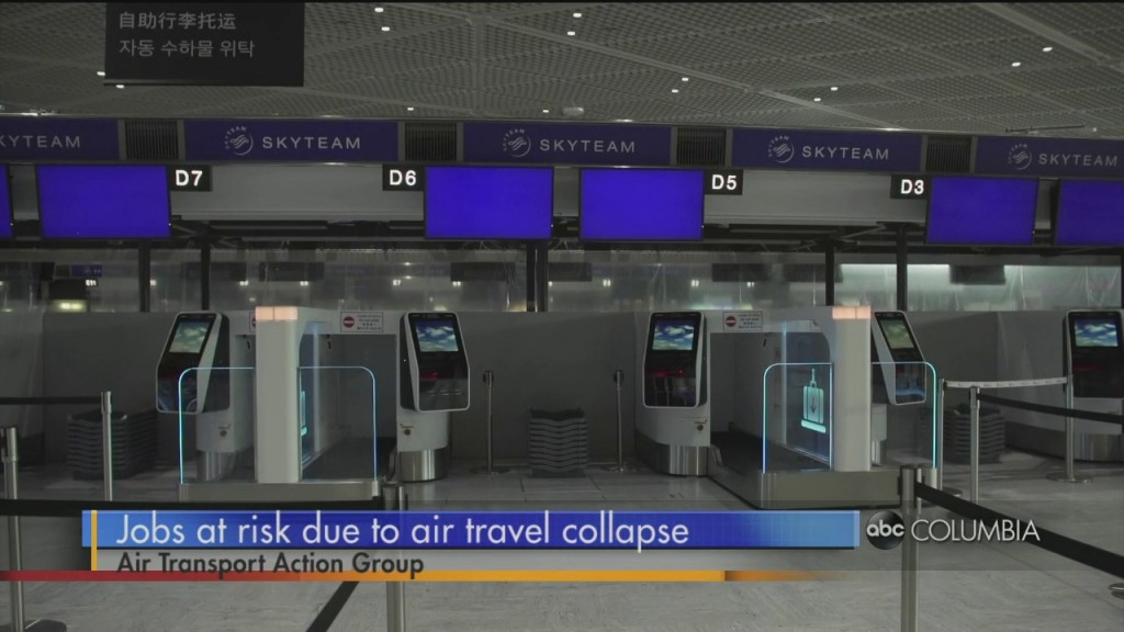 Airline Jobs At Risk