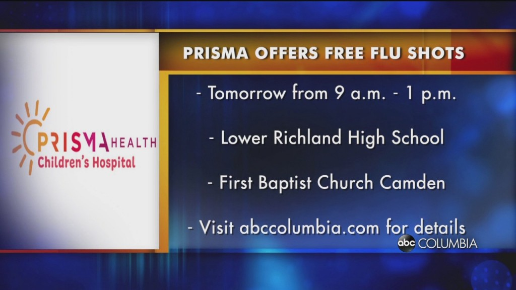 Prisma Flu Shots