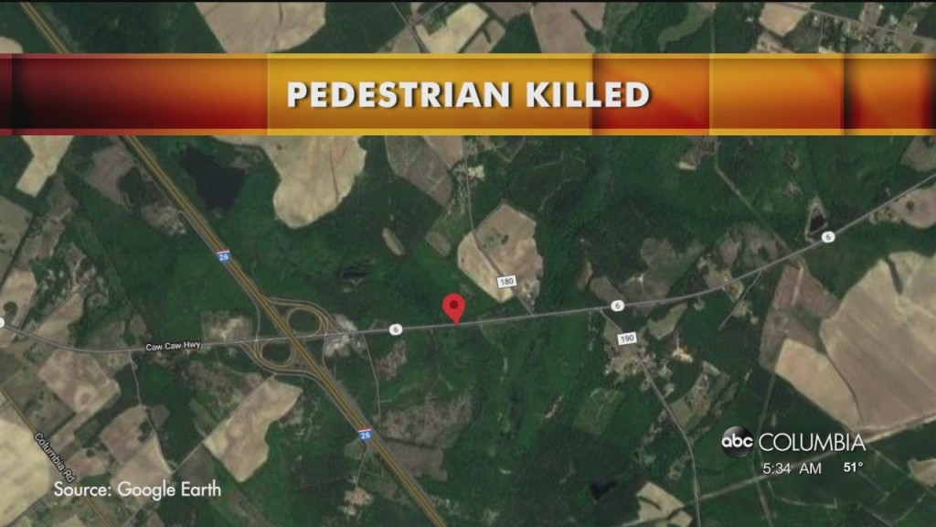 Fatal Collision In Orangeburg