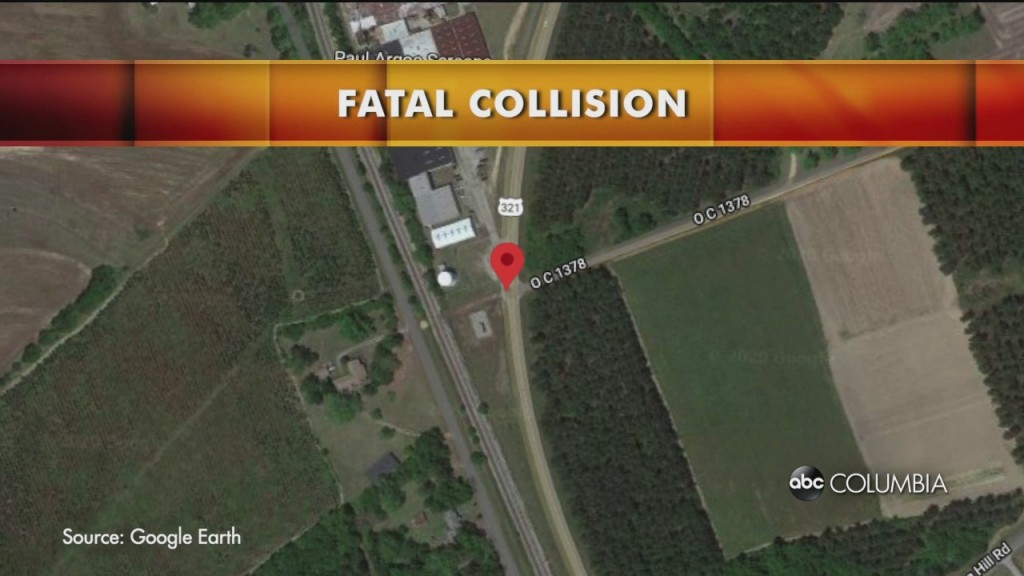 321 Fatal Collision