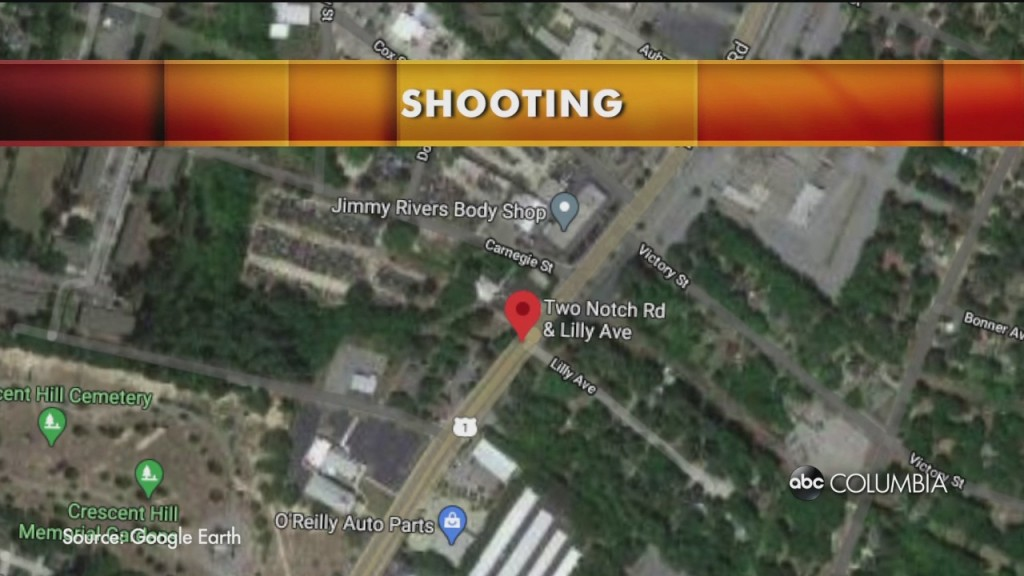 Lilly Ave Shooting