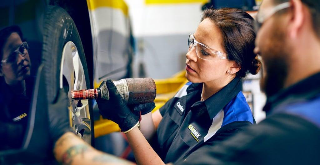 Carmax Auto Tech