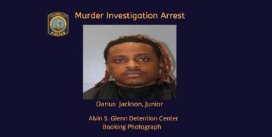 Darius Jackson Jr Cpd