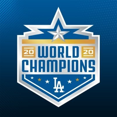 Dodgers World Series