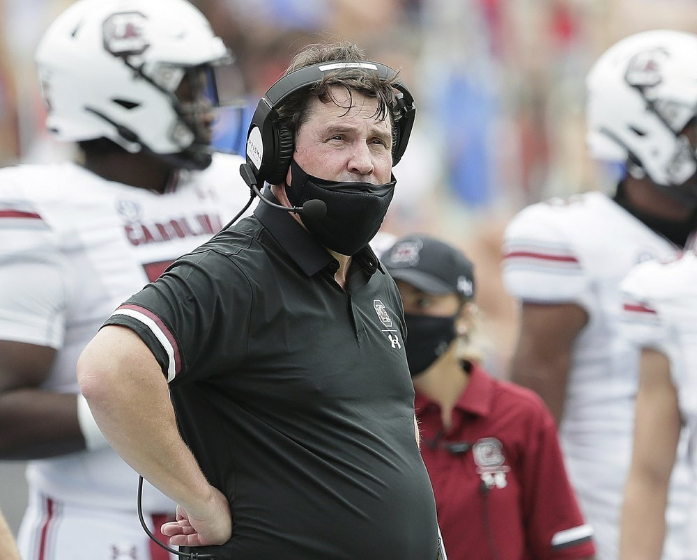 Will Muschamp Good Iso