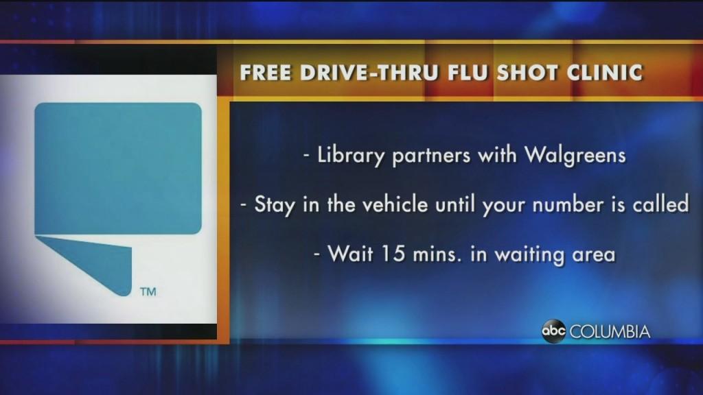 Rl Flu Shot Clinic