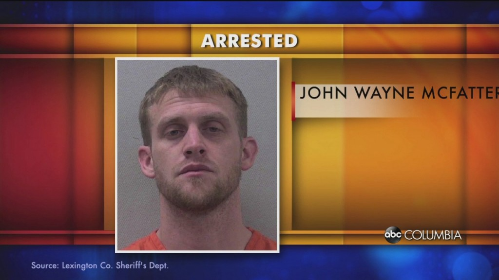 Lex Burglary Arrest