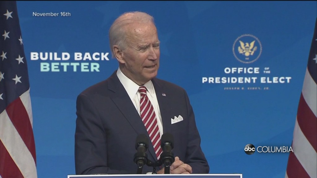 Biden Transition