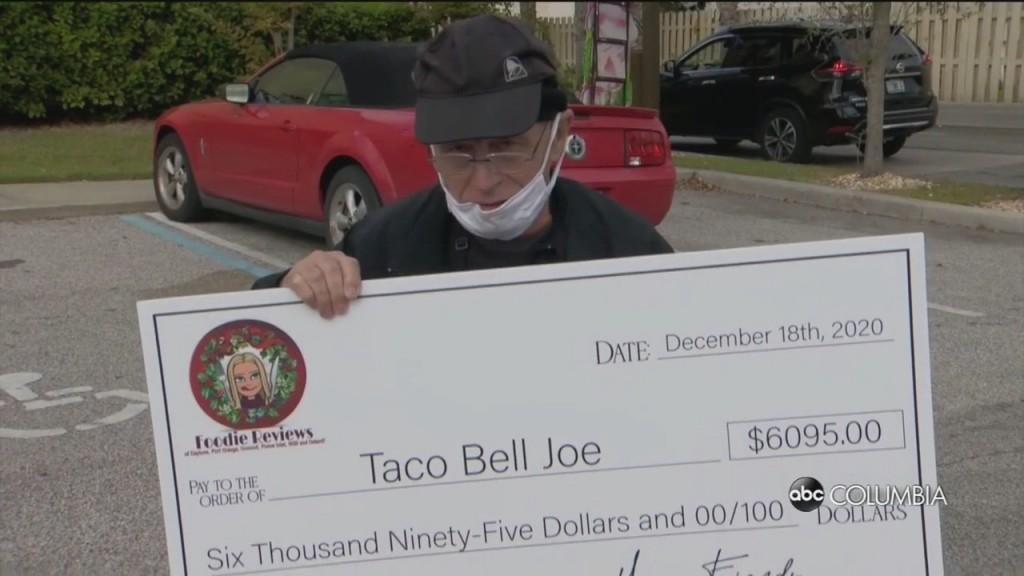 Taco Bell Joe